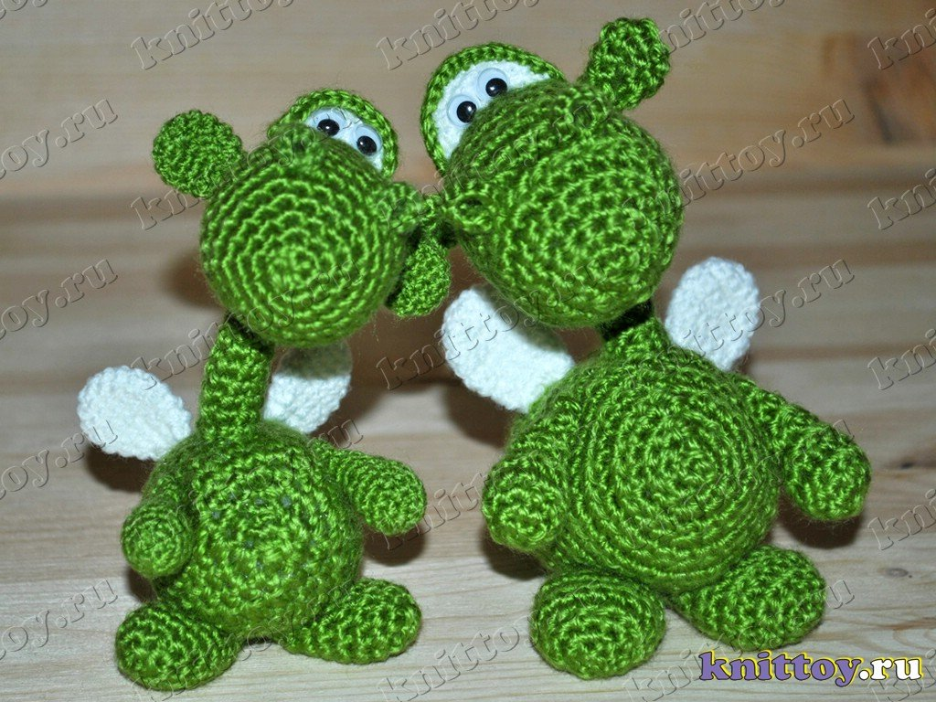 Dragon Wings Knitting Pattern : photo gallery of knitted toy Dragon with wings, a new years gift 2012, k...